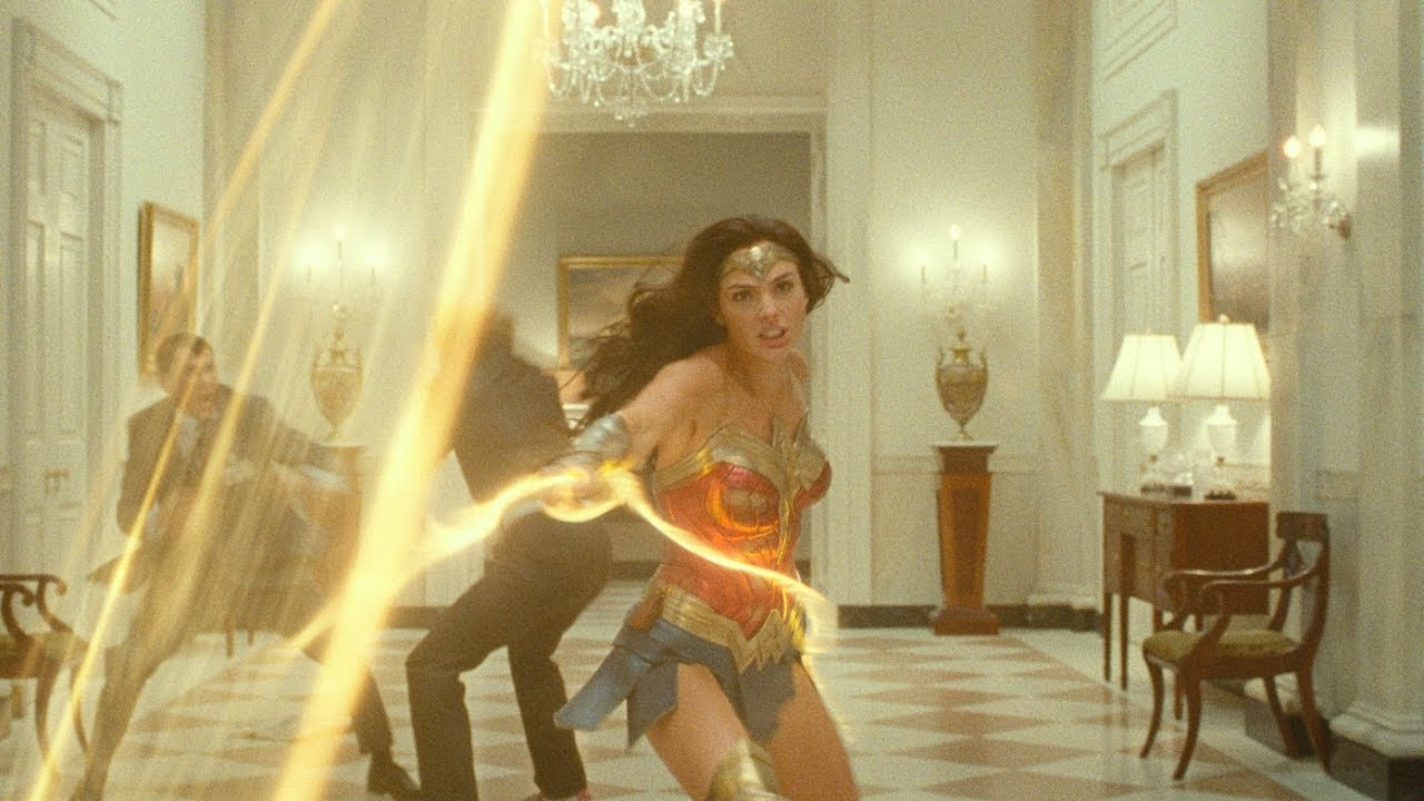 """""""Wonder Woman 1984"""" hat einen ersten Trailer und sieht dabei recht fein aus"""