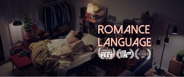 """Im Kurzfilm """"Romance Language"""" verbalisieren 2 Leute beim One Night Stand ihre Gedanken"""