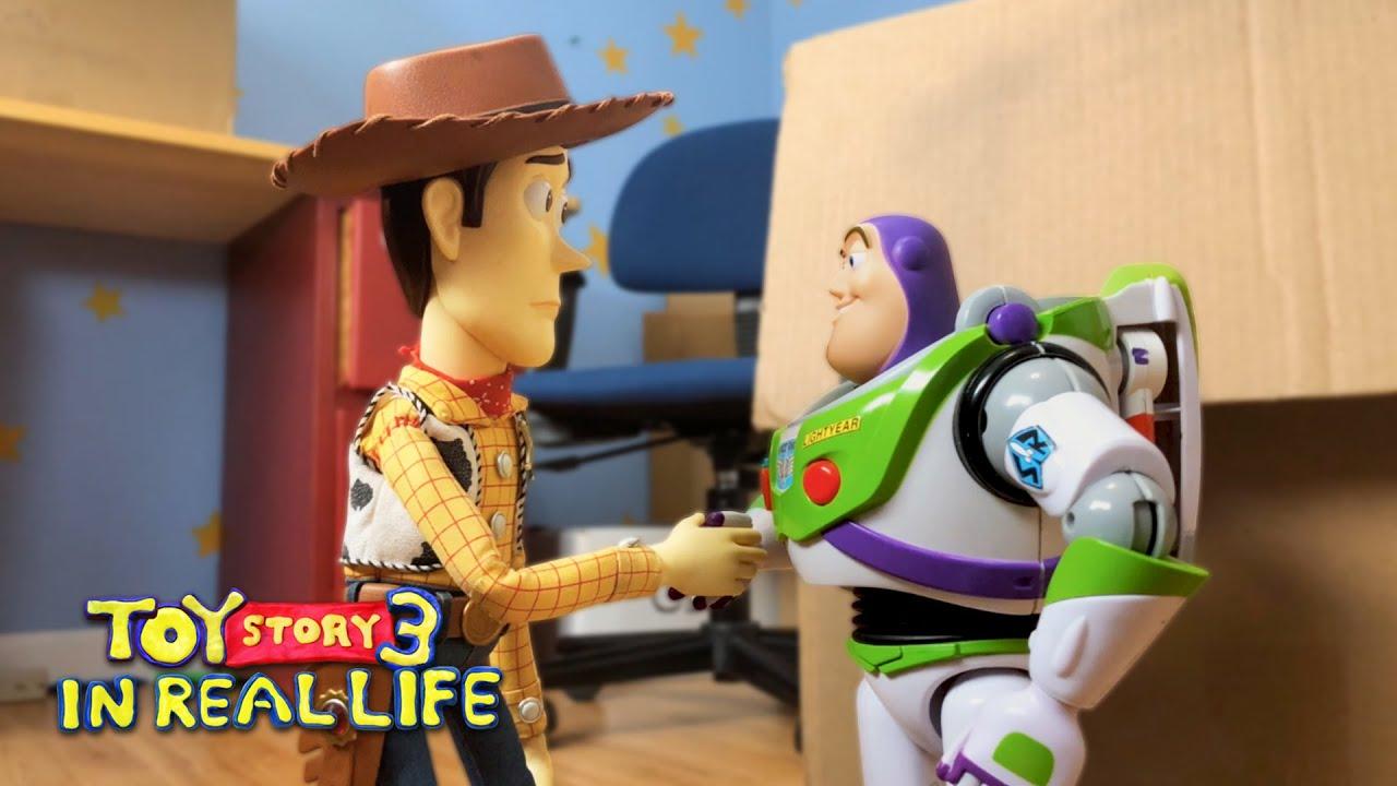 """""""Toy Story 3"""" wie er hätte sein sollen: Komplett online und als Stop Motion"""