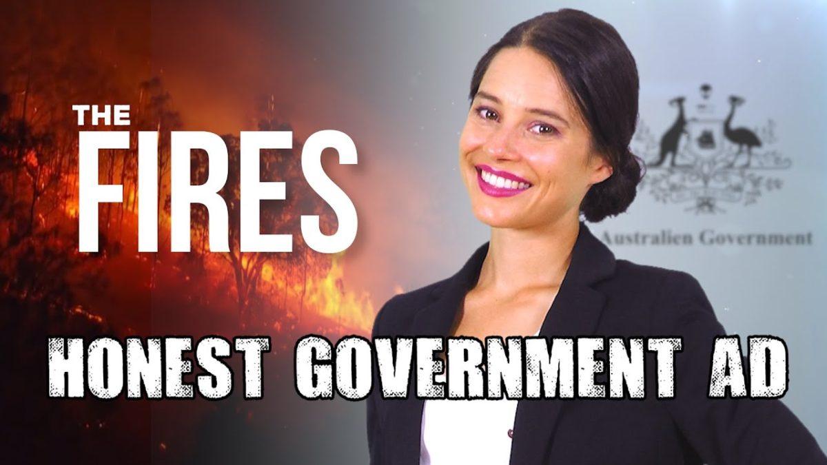 Ein schmerzhaft ehrliches Parodie-PSA der australischen Regierung: Get fucken used to it!