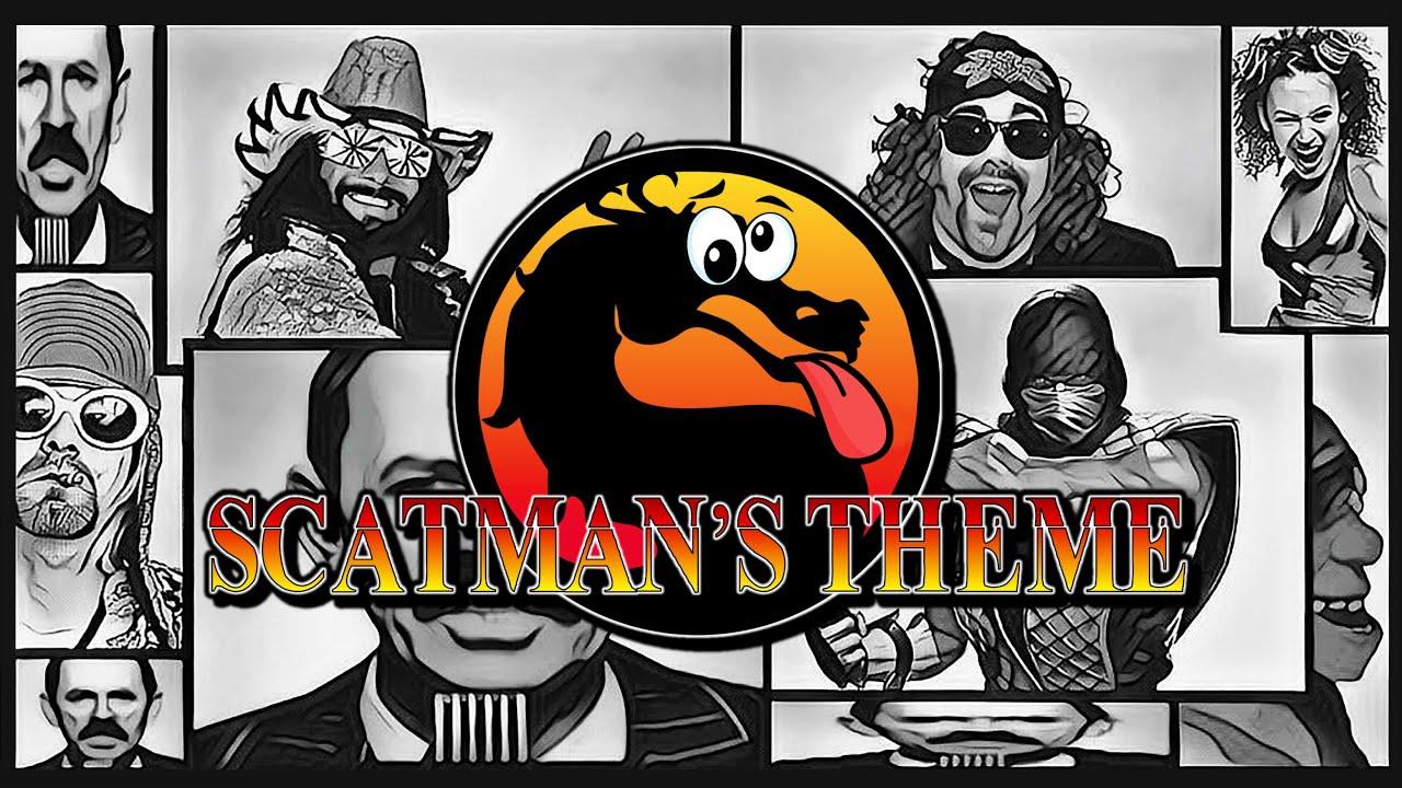 "Mortal Kombat x Scatman x Spice Girls x Nirvana: DJ Cummerbund – ""Scatman's Theme"""