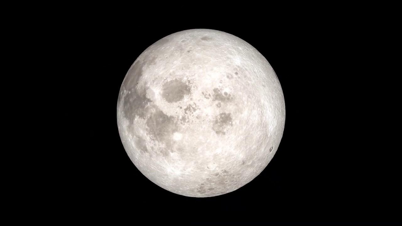 Der Blick der Apollo-13-Astronauten auf den Mond in 4K