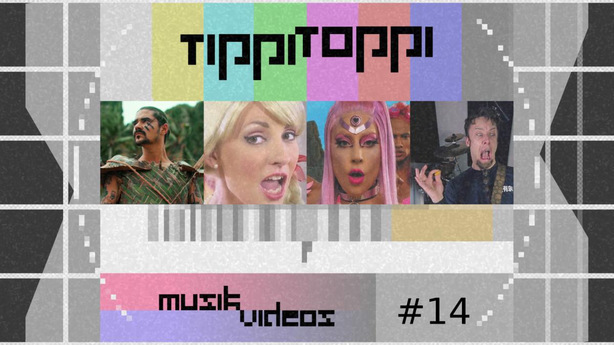 Tippi Toppi Musikvideos Vol. 14 – Das vorletzte Musikvideo raubt Dir den Atem!