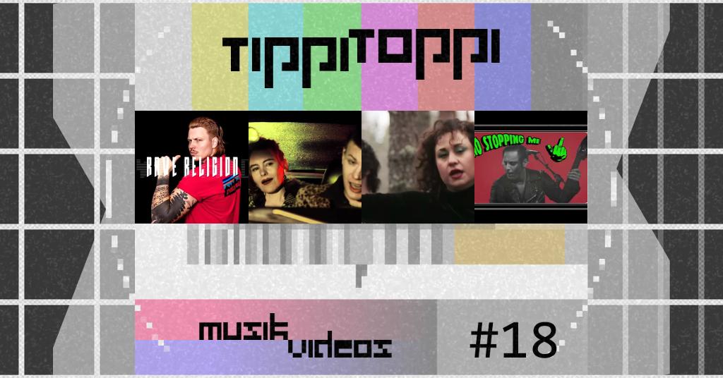 Tippi Toppi Musikvideos Vol. 18 – Das vorletzte Musikvideo verändert dein Leben