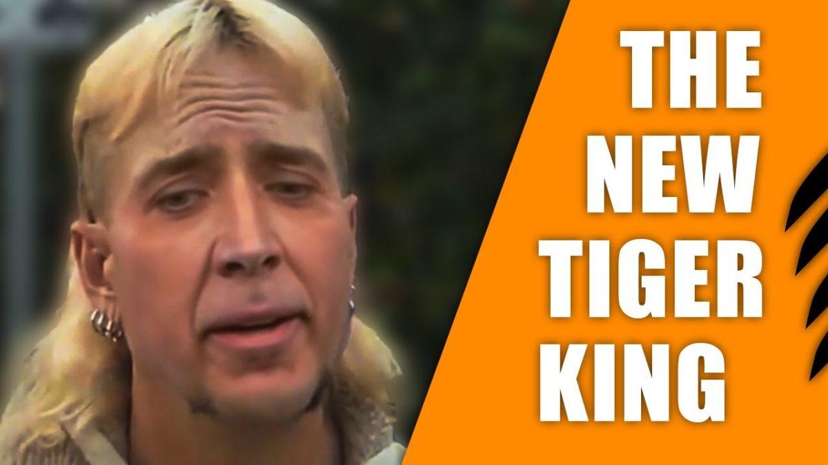 Deepfake macht Nicolas Cage zum Tiger King Joe Exotic