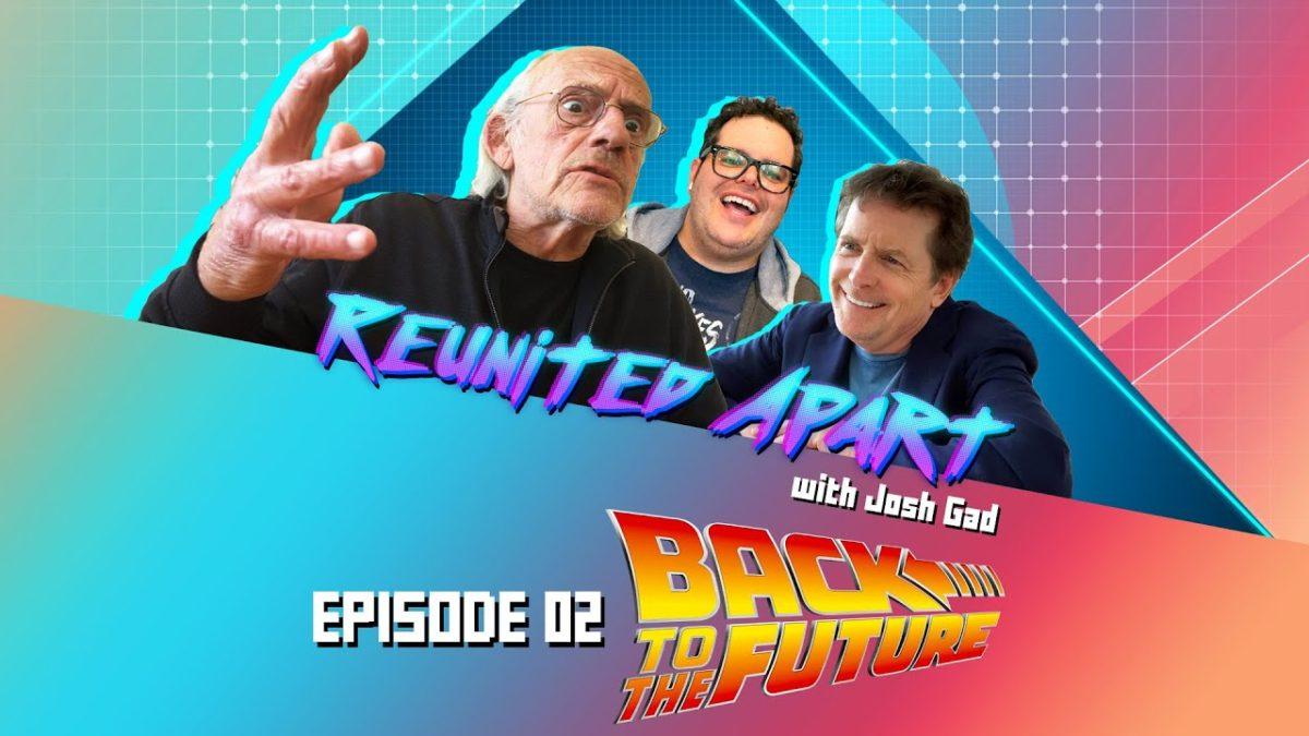"""Reunited Apart! Alle Leute aus """"Back to the Future"""" treffen sich im Videocall und reden über alles!"""