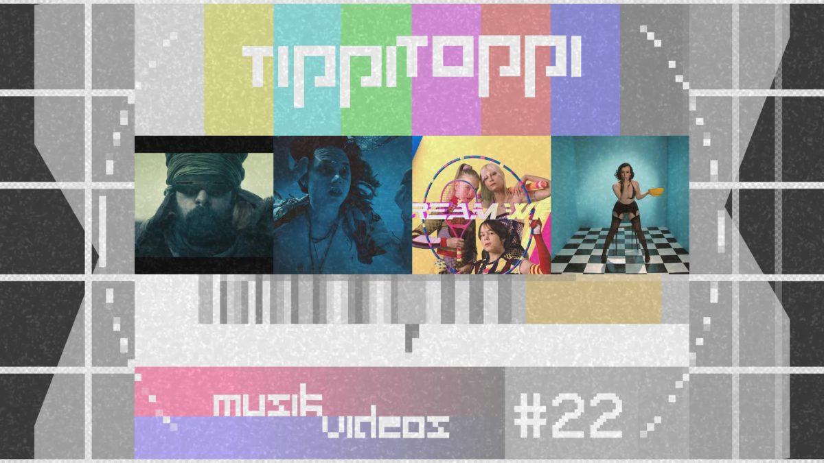 Tippi Toppi Musikvideos Vol. 22 – Das vorletzte Musikvideo verändert dein Leben