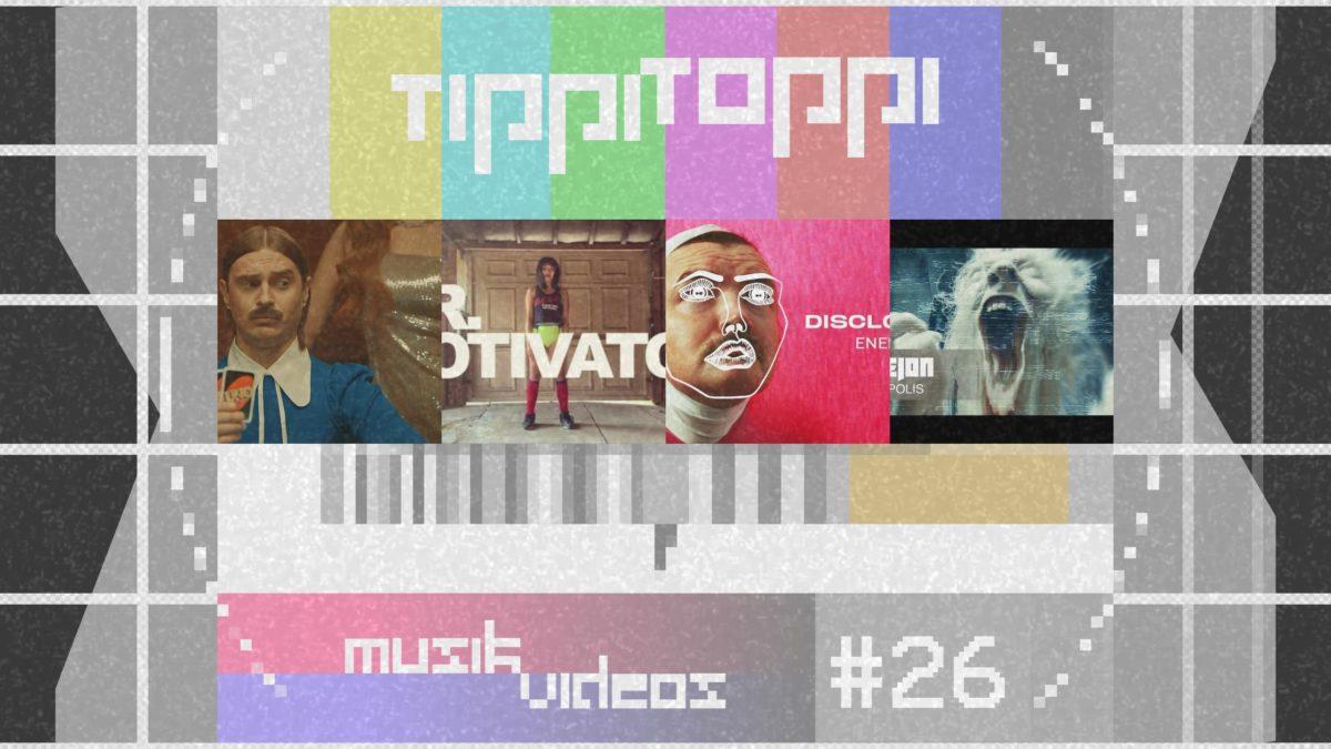 Tippi Toppi Musikvideos Vol. 26 – Das vorletzte Musikvideo verändert dein Leben