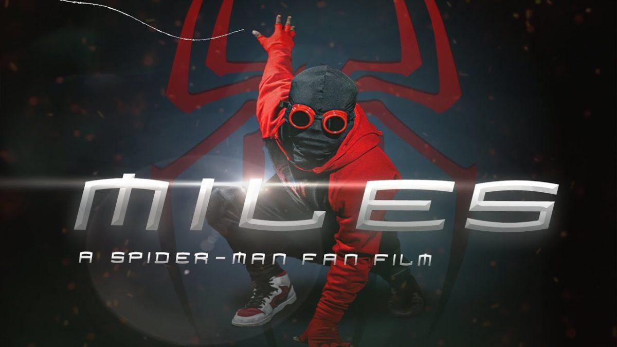 """MILES: A Spider-Man Fan Film"" holt Miles Morales ins Raimi-Spider-Verse"
