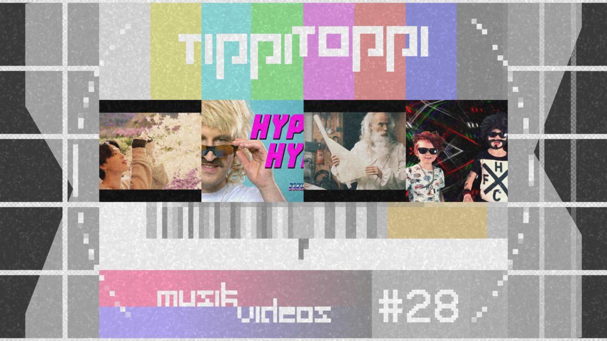 Tippi Toppi Musikvideos Vol. 28 – Das vorletzte Musikvideo verändert dein Leben