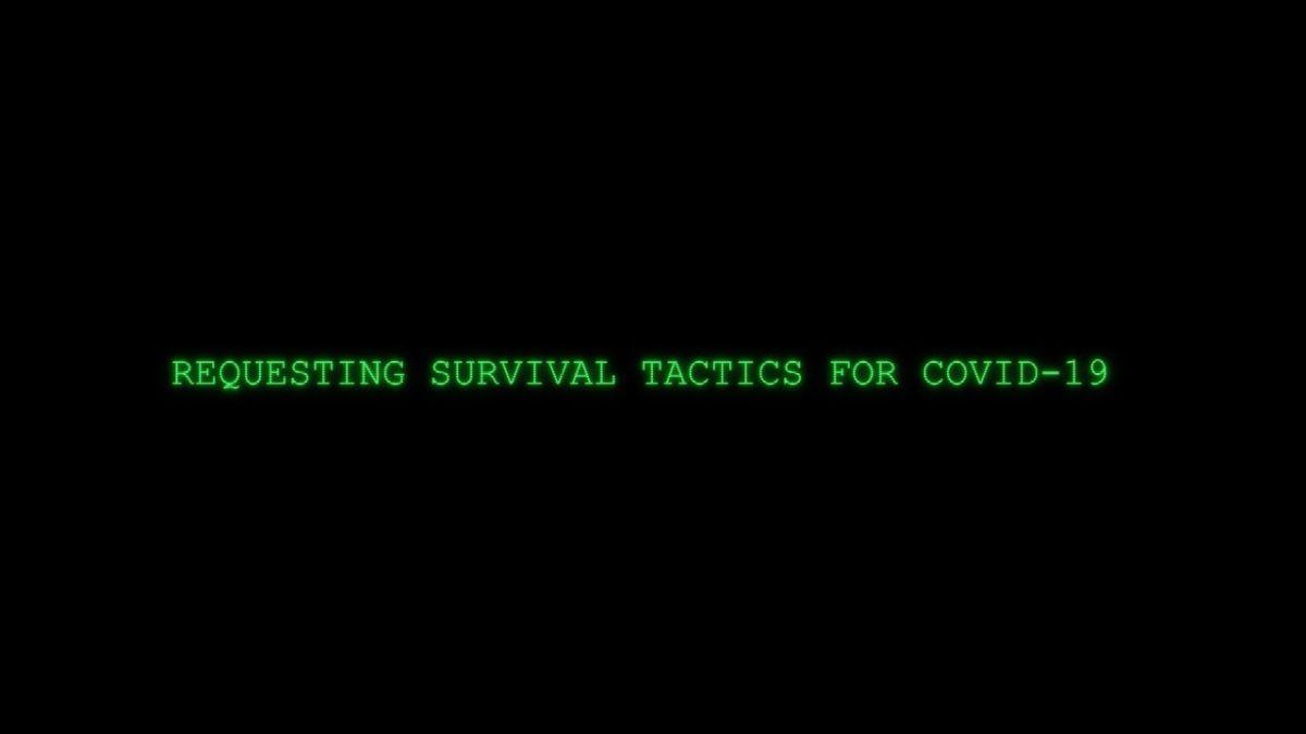 Sci-Fi- und Horror-Filme erklären uns, wie wir die Covid-19-Pandemie überleben können