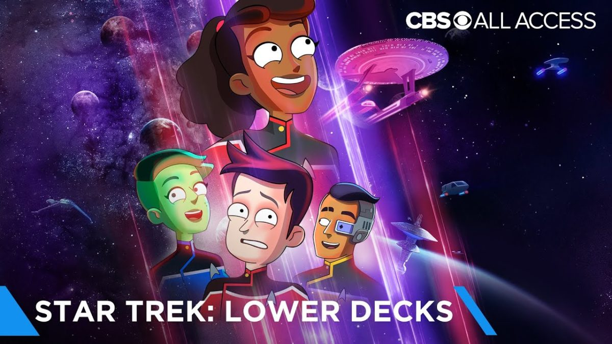 """Star Trek: Lower Decks"" – Der Trailer so low wie die Decks"