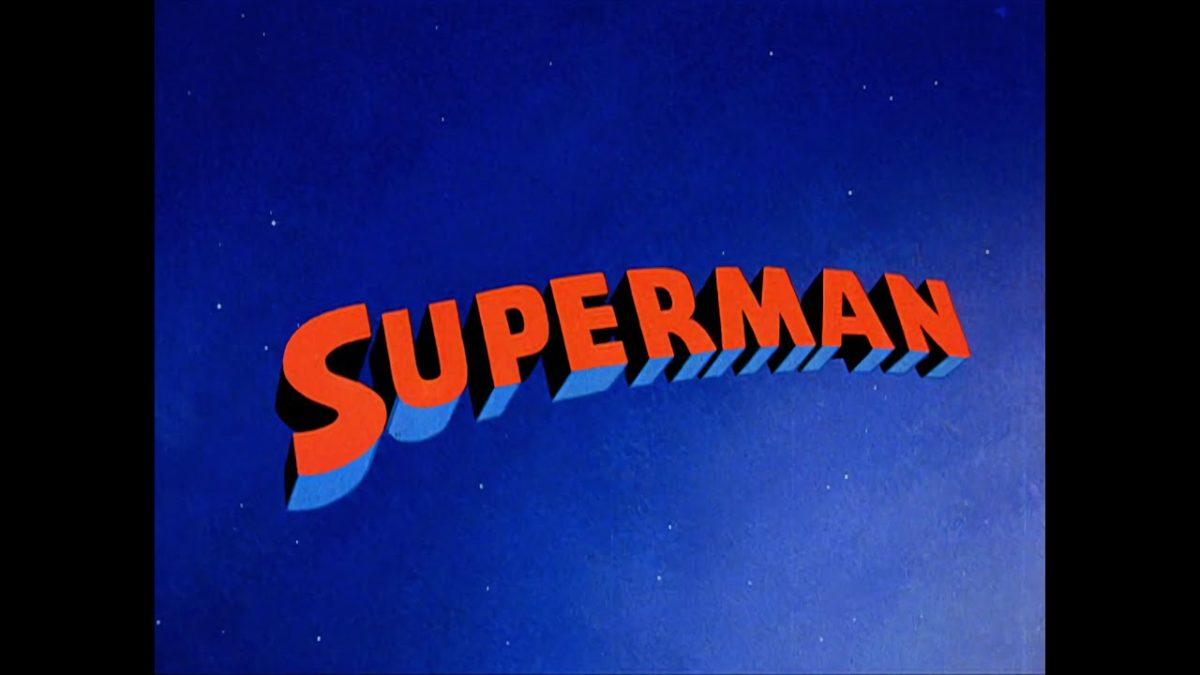 """Fleischer's """"Superman"""" aus den 1940s in 4K"""