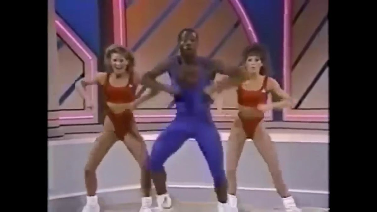 80s Aerobic-Videos, aber mit Rob Zombie