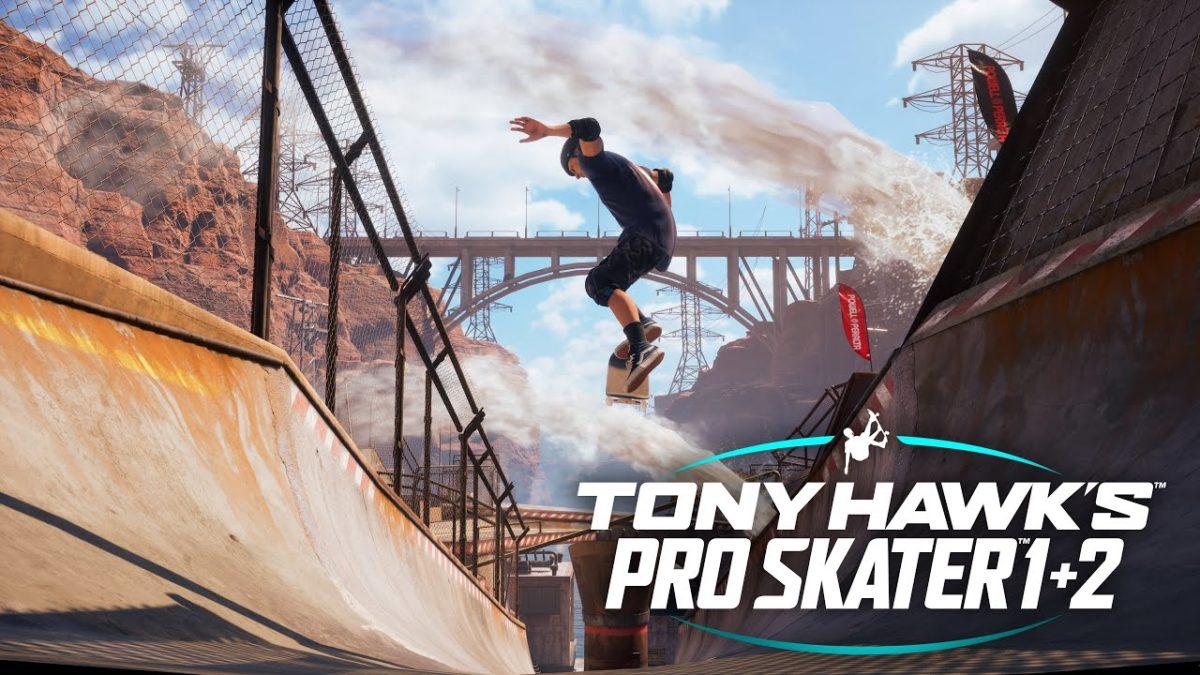 """Der Launchtrailer von """"Tony Hawk's Pro Skater 1+2"""", Leute, uff!"""