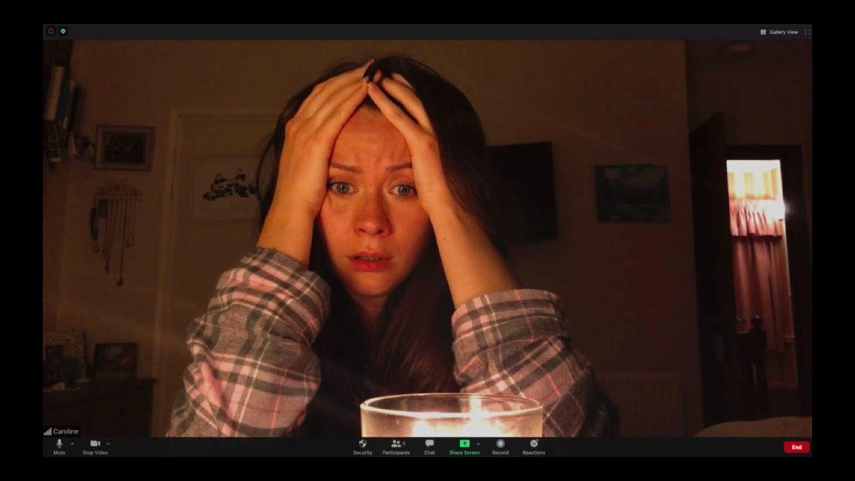 """""""Host"""" – Ein Trailer zu einem Horrorfilm, der nur mit Zoom gedreht wurde"""