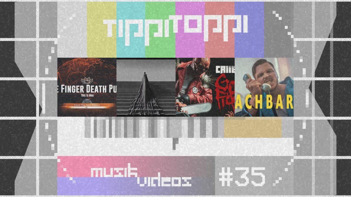Tippi Toppi Musikvideos Vol. 35 – Das vorletzte Musikvideo ist eigentlich verboten