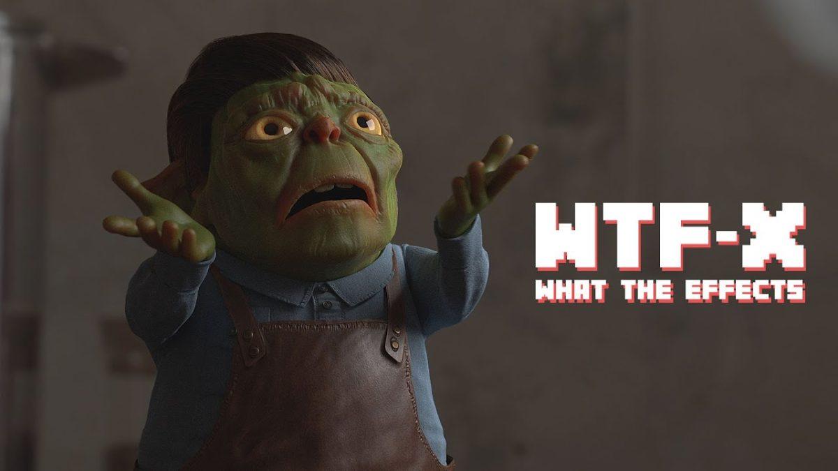 """In """"WTF-X"""" zeigen uns animierte Monster, wie man richtig atmet oder Kaffee macht"""