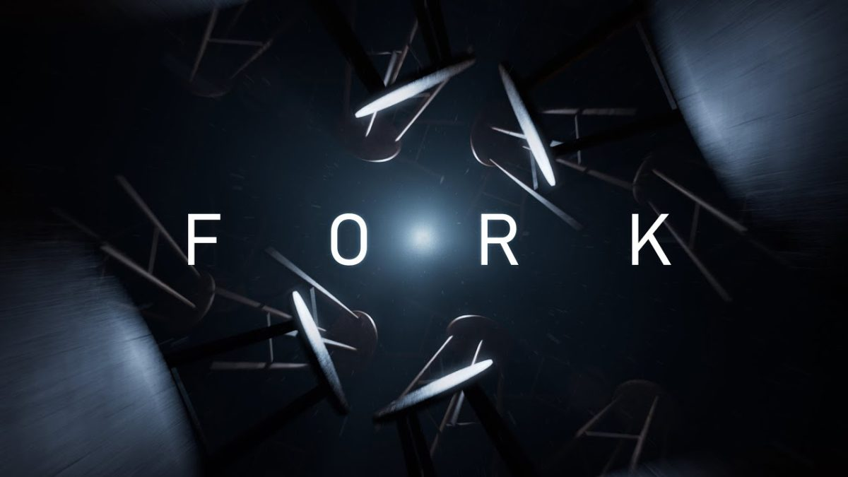"""""""Fork"""" zeigt einen surrealen Museumsbesuch mit sich ständig reproduzierenden Objekten"""