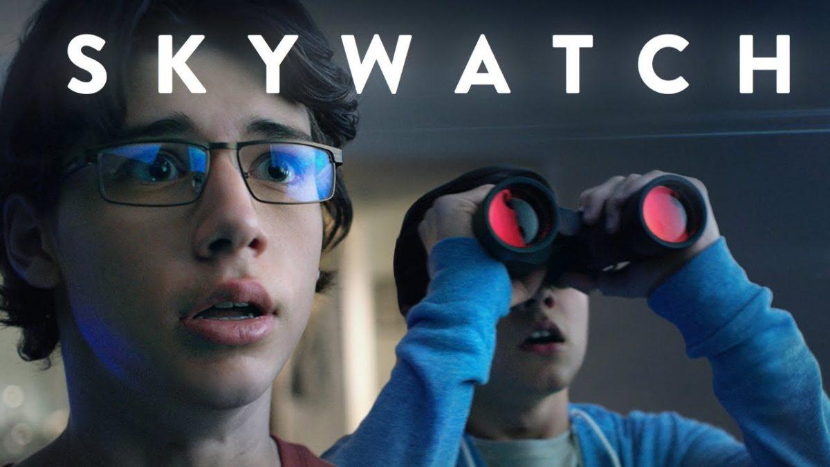 """Im Kurzfilm """"Skywatch"""" hacken Jugendliche ein Drohnenliefersystem und entdecken eine Verschwörung"""