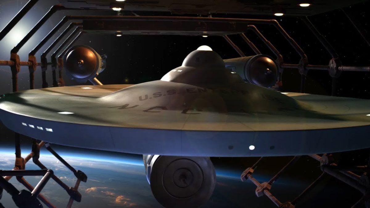 """""""Star Trek: First Frontier"""" – Ein 2-stündiger Fanfilm mit Robert April, dem ersten Captain der Enterpise"""