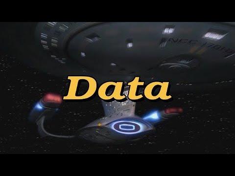 """""""Star Trek: The Next Generation"""", aber als heitere Sitcom um Data"""