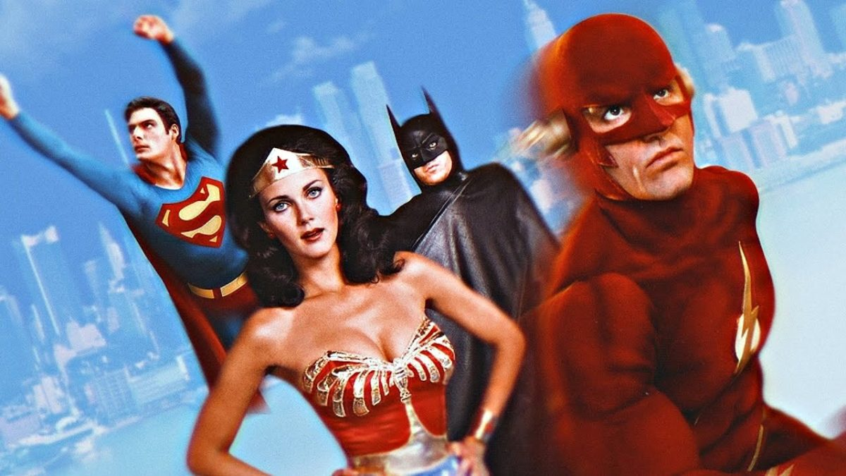 """Wie die """"Justice League"""" 1990 ausgesehen haben könnte – ein Fantrailer"""