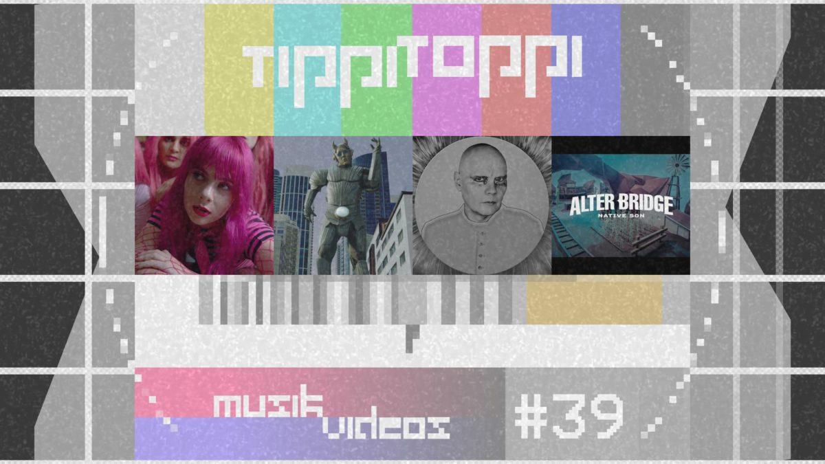 Tippi Toppi Musikvideos Vol. 39 – Das vorletzte Musikvideo ist eigentlich verboten