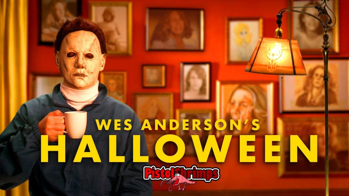 """""""Halloween"""", aber wenn der Horrorfilm von Wes Anderson wäre"""