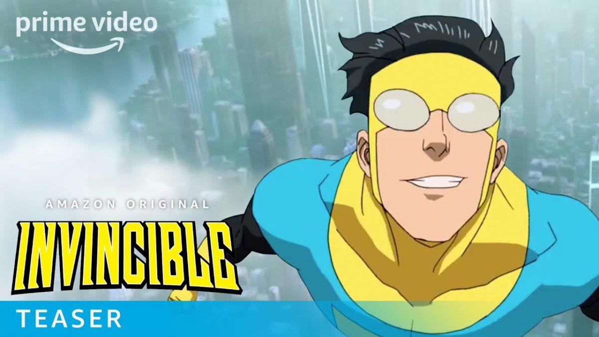 """""""Invincible"""": Der erste Trailer der Cartoon-Serie für Erwachsene nach Comicvorlage von Robert Kirkman"""