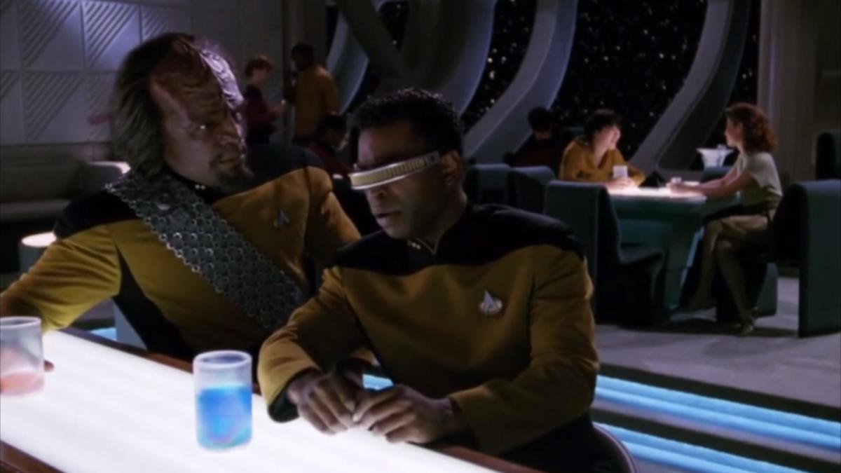 """""""Star Trek B-Sides"""" ist """"The Next Generation"""", aber nur die kleinen Subplots"""