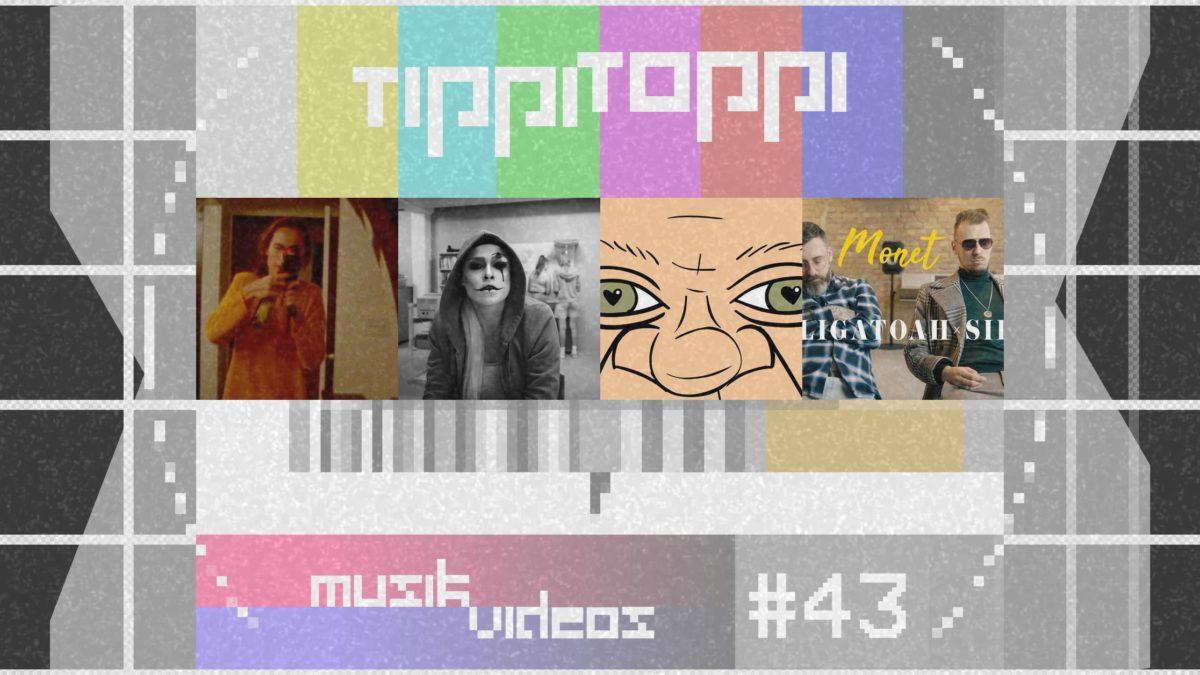 Tippi Toppi Musikvideos Vol. 43 – Das vorletzte Musikvideo ist eigentlich verboten