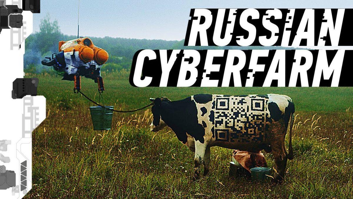 Auf der russischen Cyberpunk-Farm