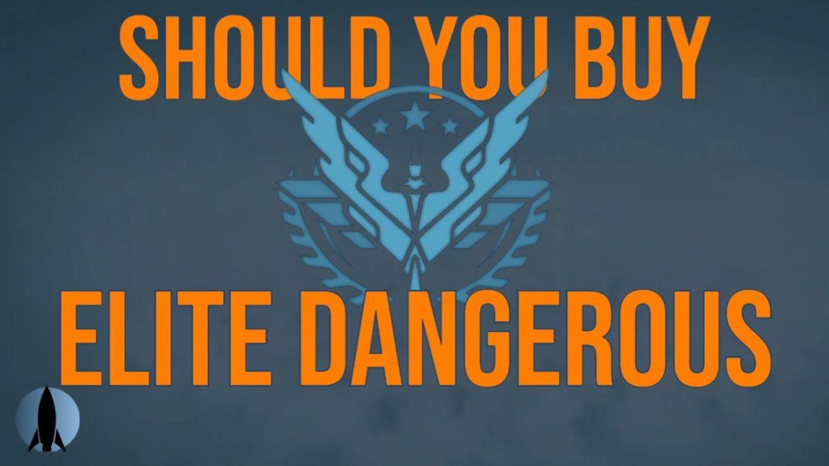 """""""Elite Dangerous"""" ist ab heute für eine Woche gratis, solltet ihr zuschlagen (Spoiler: FUCK YES!)"""