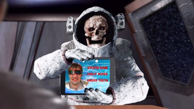 """Die super-trashigen Abenteuer eines einsamen Astronauten auf dem """"STAR BOAT"""""""
