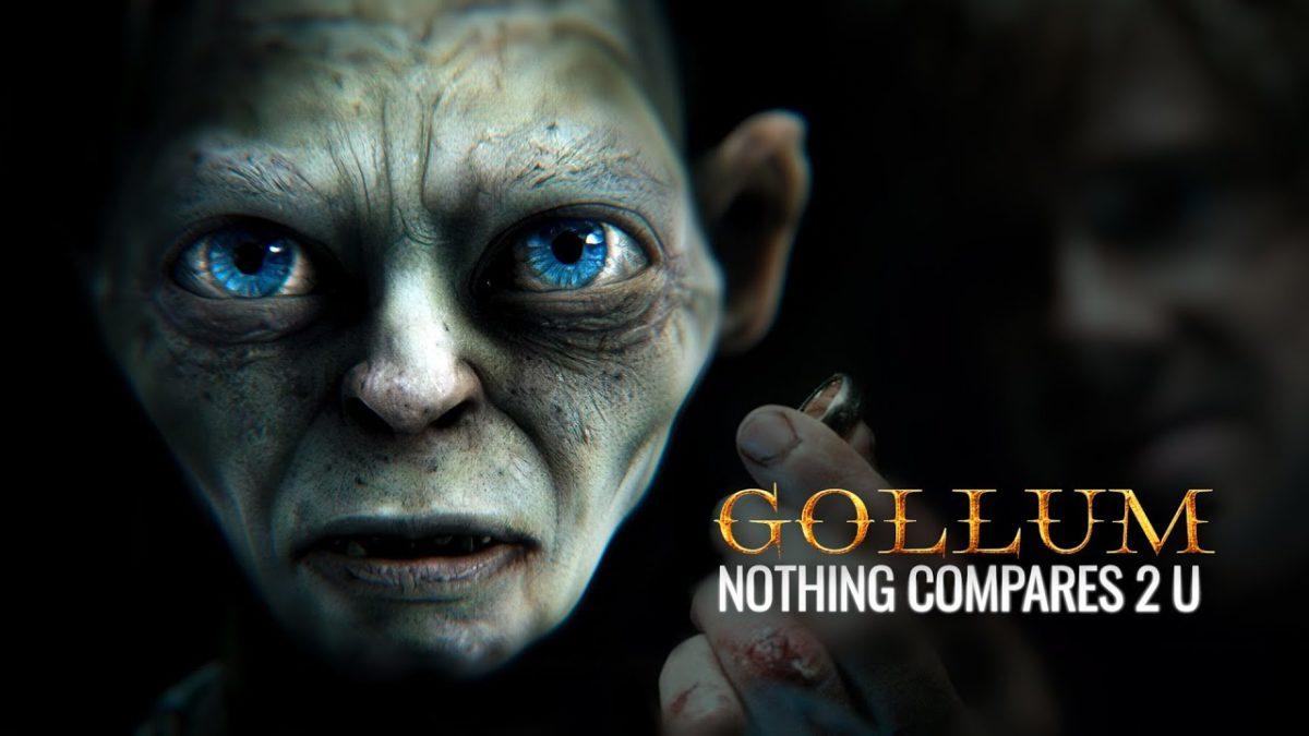 """Gollum singt """"Nothing Compares 2 U"""" von Sinéad O'Connor und Prince"""