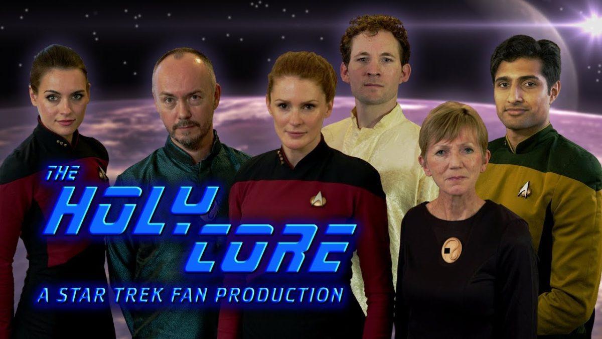 """Der Star-Trek-Fanfilm-Freitag am Mittwoch: The """"Holy Core"""""""