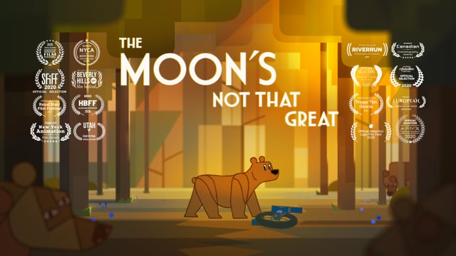 Kurzfilm: The Moon's Not That Great