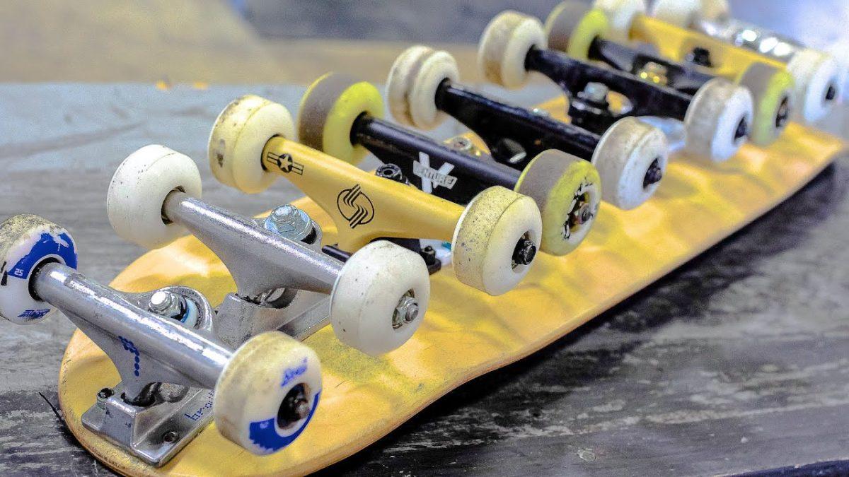 The Centipede Skateboard