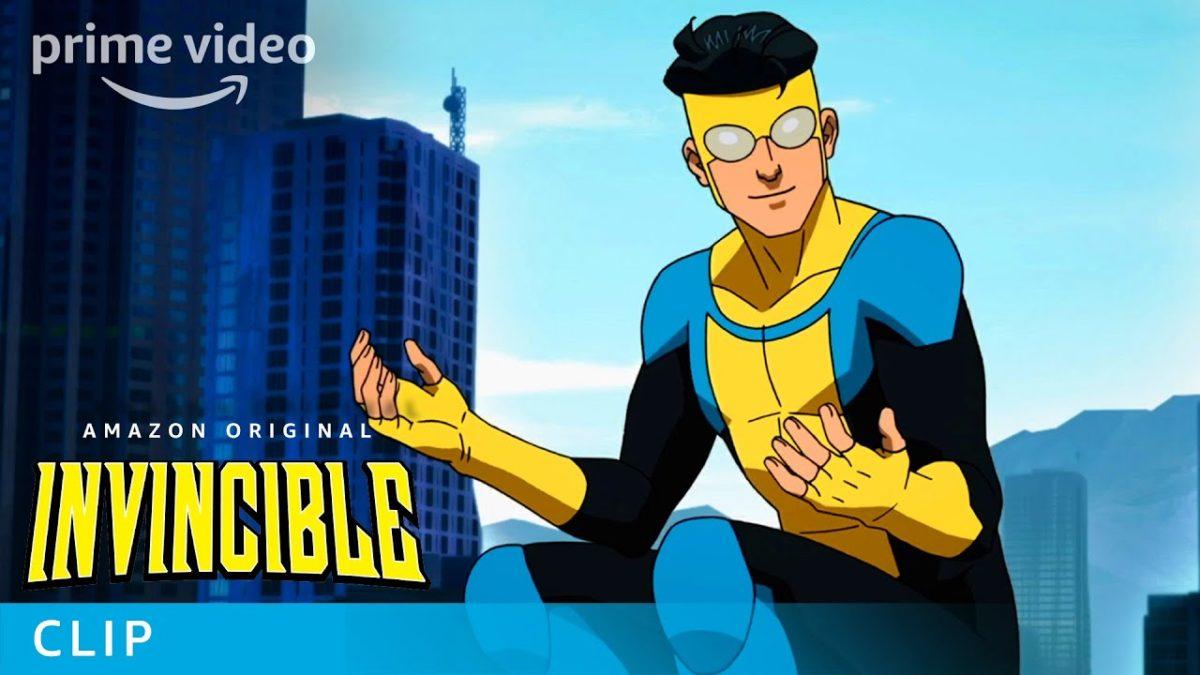 """""""Invincible"""": Ein erster Clip der Serie verspricht eine heitere Geschichte"""