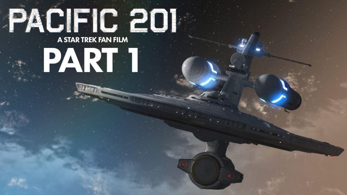 """Der Star-Trek-Fanfilm-Freitag am Mittwoch: """"Pacific 201"""""""