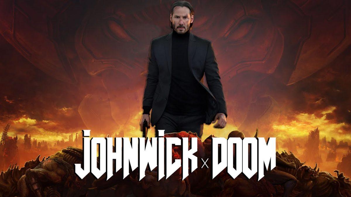 """""""John Wick"""" x """"DOOM"""""""