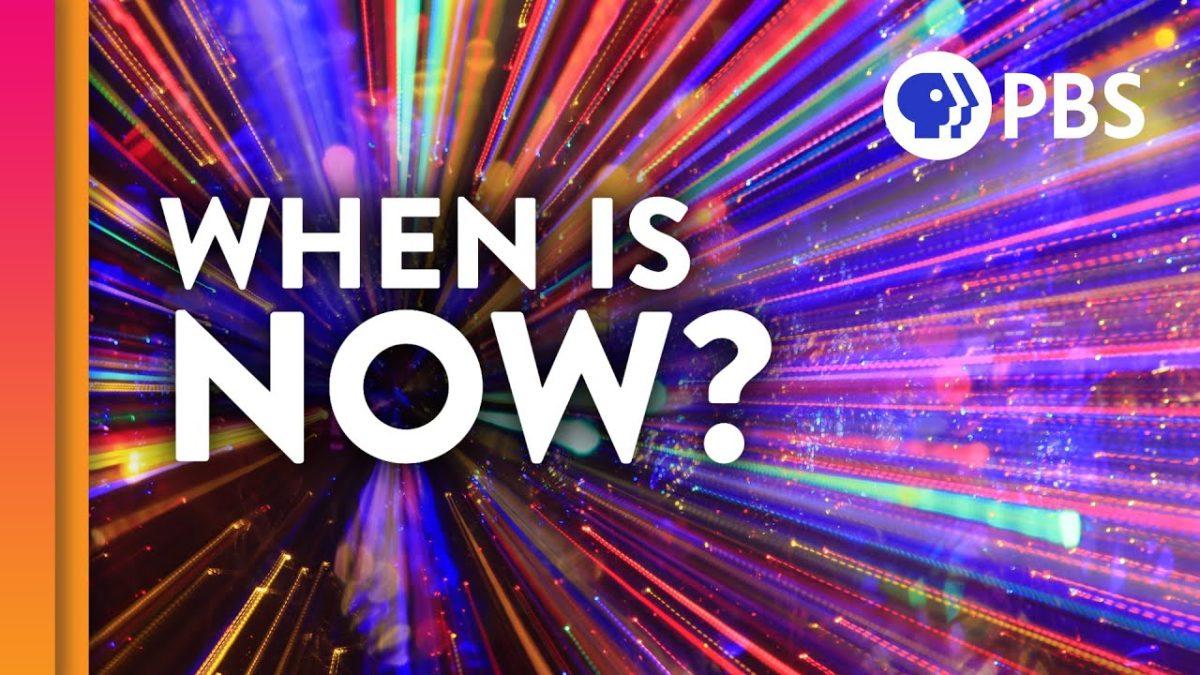 """""""When is now?"""" – Ein Vortrag über das Jetzt und was das eigentlich bedeutet"""