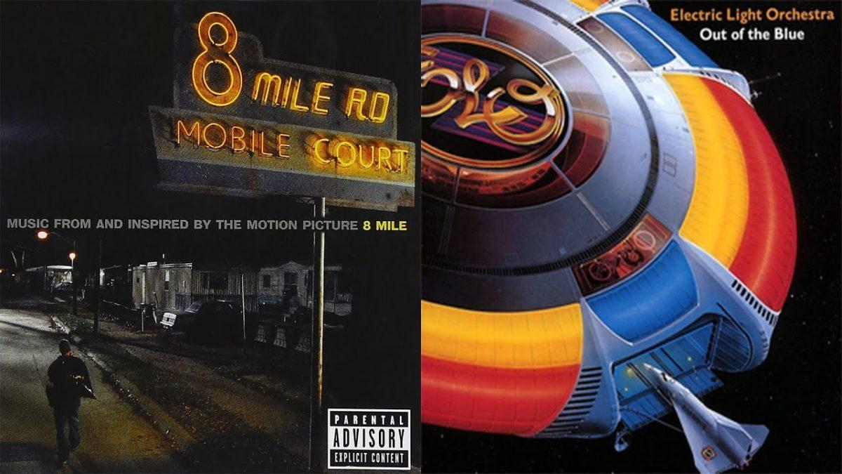 """Eminem mit """"Lose Yourself"""", aber auch """"Mr. Blue Sky"""" von ELO"""