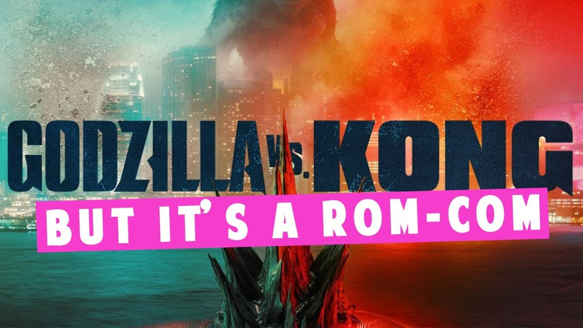 """""""Godzilla vs.Kong"""" aber als Rom-Com"""