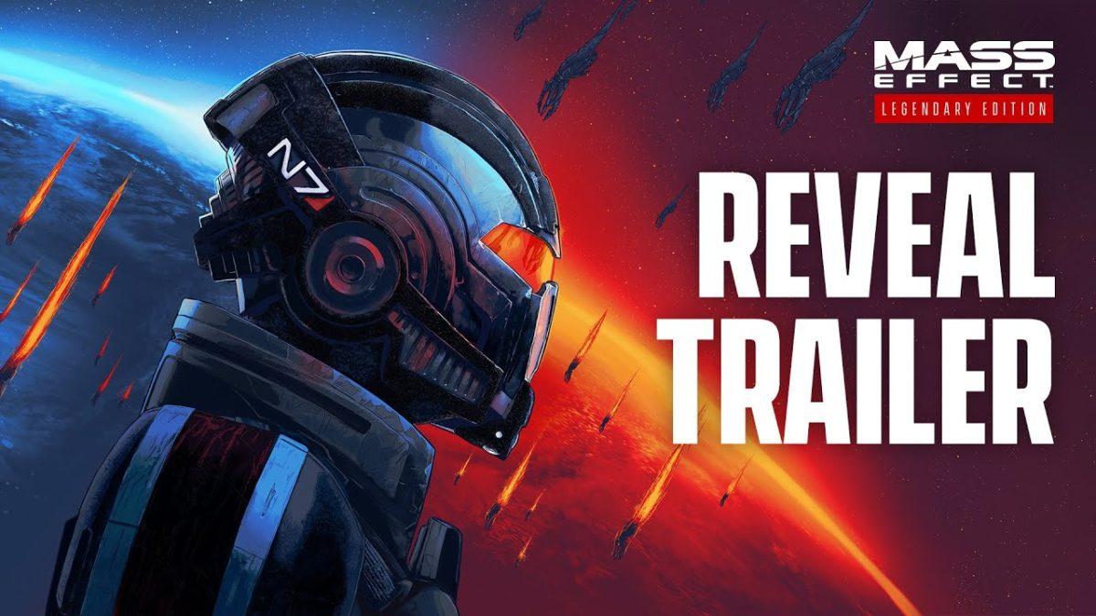 """""""Mass Effect"""": Die Legendary Edition kommt im Mai und hier ist ein Trailer!"""