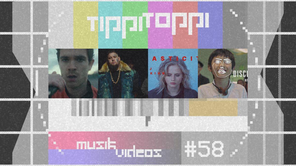 Tippi Toppi Musikvideos Vol. 58 mit Royal Blood, Rag'n'Bone Man, Serj Tankian und Disclosure mit Kelis