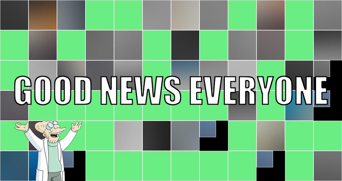Endlich gute Nachrichten zum Weltfrauentag: Good News Everyone CIX