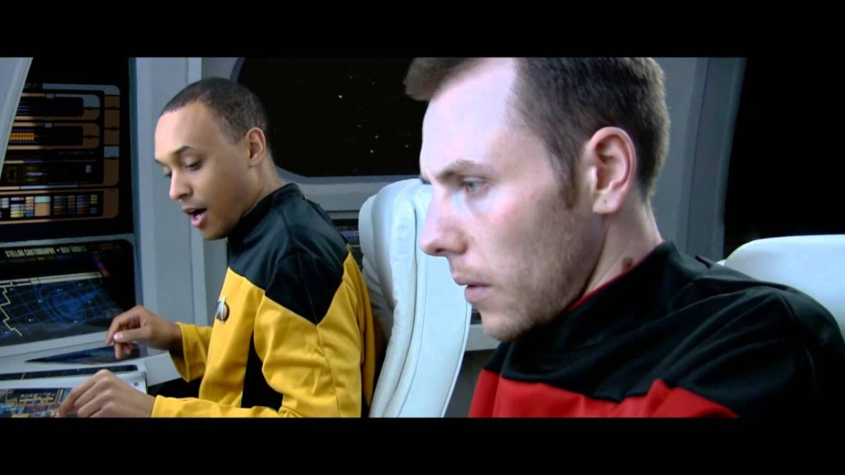 """Der Star-Trek-Fanfilm-Freitag am Mittwoch: """"Deception"""""""