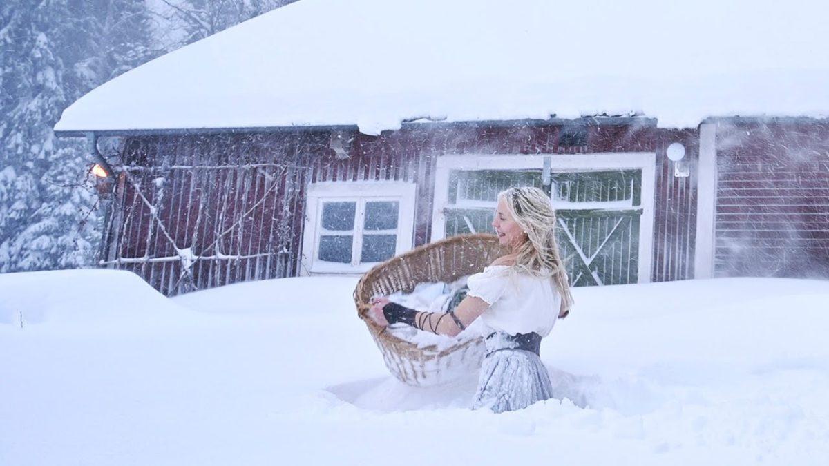 Wie die Leute in Schweden WIRKLICH die Wäsche machen